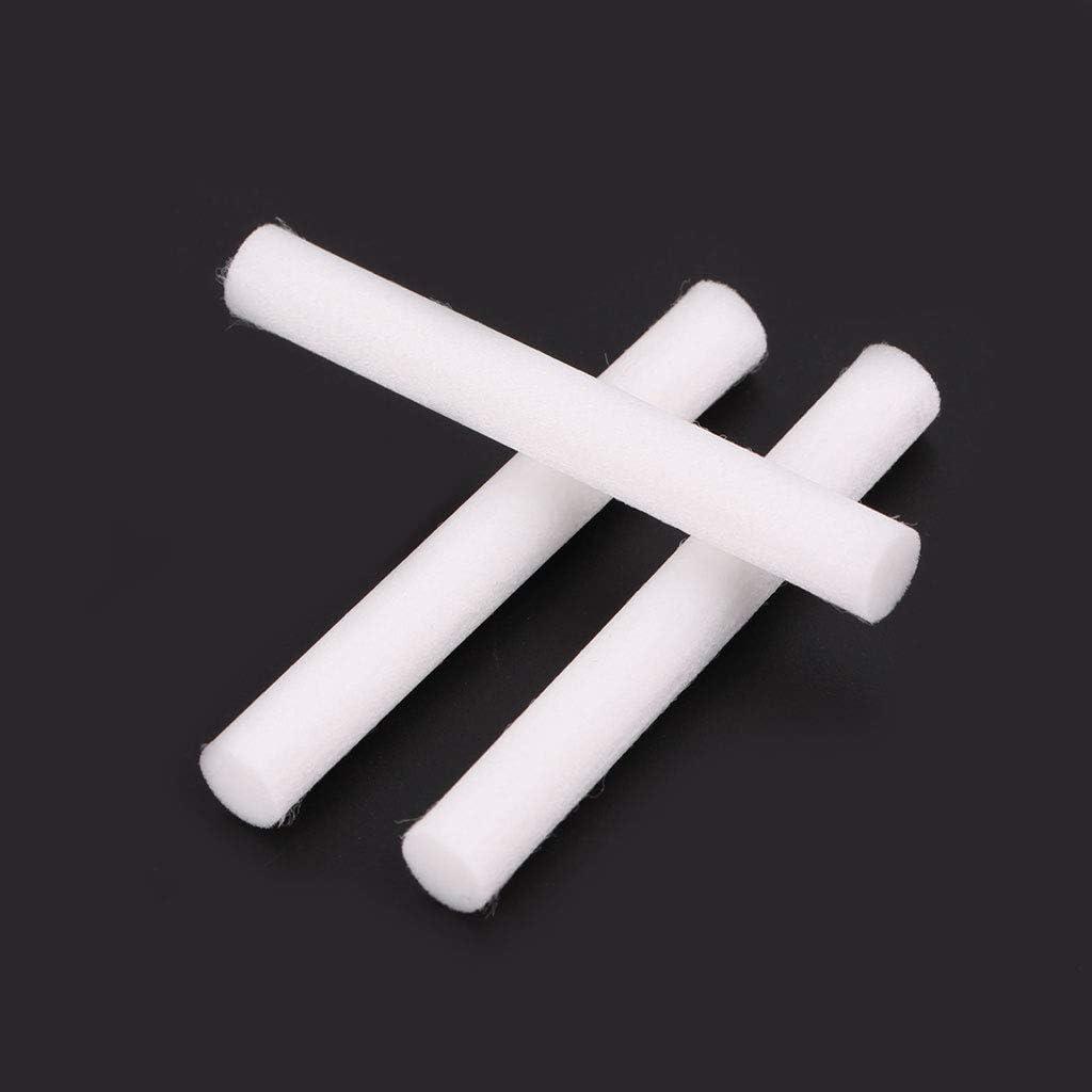 S-TROUBLE 10pcs 8mmx64mm humidificateurs /à air filtres Coton-Tige pour humidificateur /à ultrasons /à air