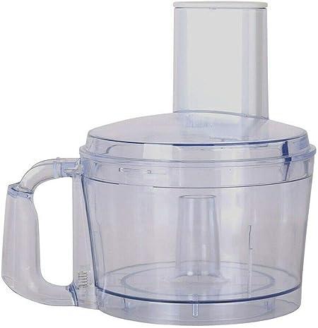 Ariete 1769 Robomix - Bol con tapa para robot de cocina: Amazon.es: Hogar