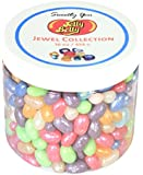 Jelly Belly 1 LB Jewel Collection Flavored Assorted Beans. (One Pound, 1 Pound) Bulk Jelly Beans in a resealable and reusable jar.