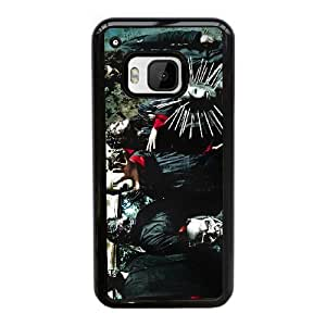 HTC One M9 Cell Phone Case Black Heavy Metal Band Slipknot Custom Case Cover A11A561458