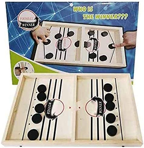 Rapid-Shot Tafelblad Bordspellen Sling Puck Game Catapult educatief speelgoed sets Schaken Bumper ouder-kind interactief spel for Huis
