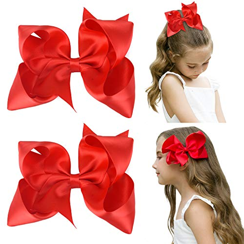 red hair bows for girls christmas buyer's guide