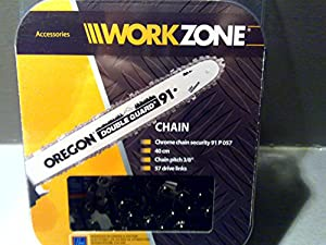 workzone oregon double guard chainsaw chain 57 drive links. Black Bedroom Furniture Sets. Home Design Ideas