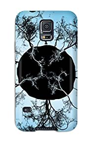 Hot Tpu Cover Case For Galaxy/ S5 Case Cover Skin - Lonely Planet
