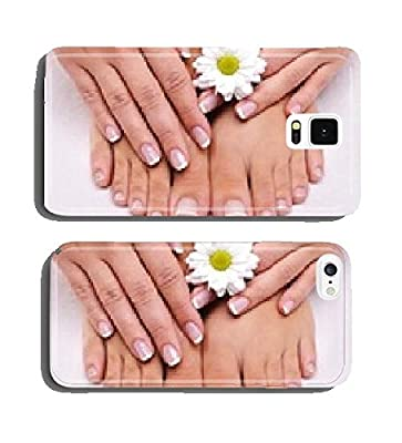 Skincare of a beauty female feet cell phone cover case iPhone 4 5 6 plus / iPad mini 2 3 / Samsung S3 S4 S5 S6 Note2 Note3 Note4 / HTC Blackberry Sony Huawei