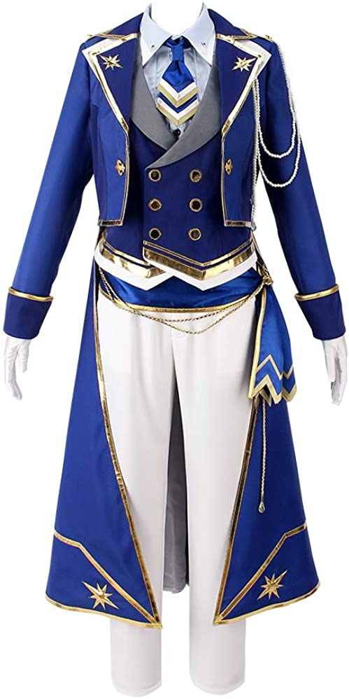 Ensemble Stars Brilliance Knights/' Starlight Festival Sena Izumi Cosplay Costume