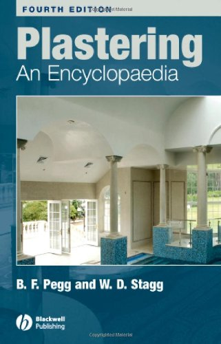 Plastering: An Encyclopaedia by Brand: Wiley-Blackwell
