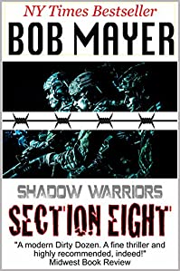 Section Eight by Bob Mayer ebook deal