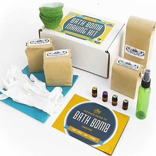 make your own spa products - 2