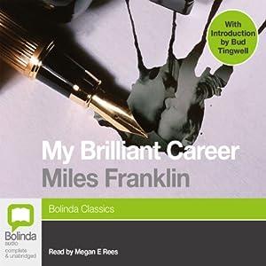 My Brilliant Career Audiobook