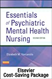 Essentials of Psychiatric Mental Health Nursing - Pageburst Digital Book : A Communication Approach to Evidence-Based Care, Varcarolis, Elizabeth M. and Halter, Margaret Jordan, 1455748757