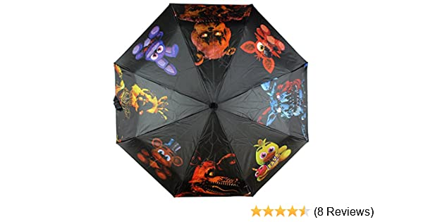 New item FNAF Five Nights At Freddy/'s umbrella //Foldable Umbrella//Can add name