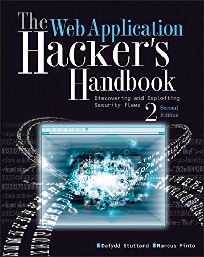 The Web Application Hackers Handbook  Finding And Exploiting Security Flaws