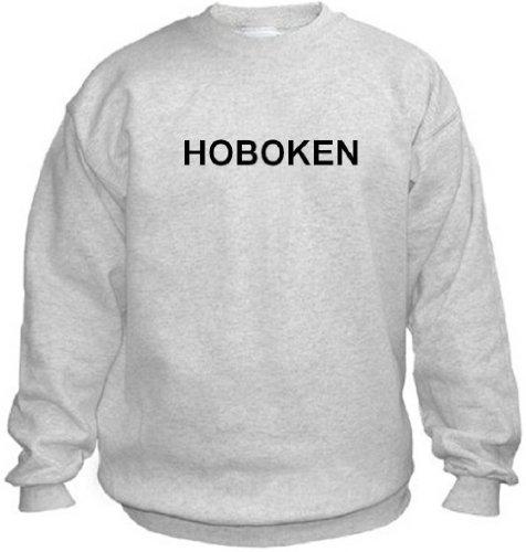 HOBOKEN - City-series - Light Grey Sweatshirt - size ()