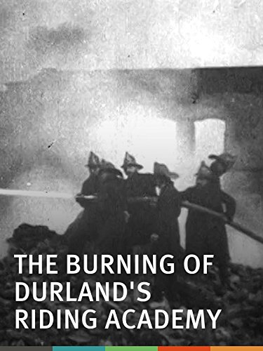 Burning of Durland's Riding Academy