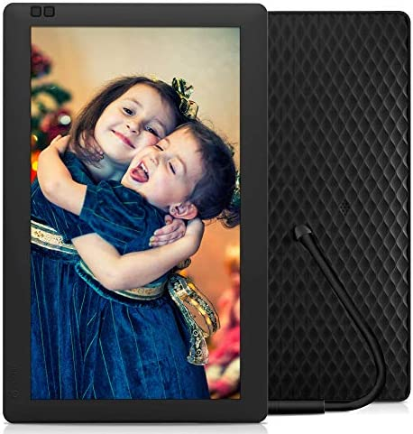 Nixplay Seed 13 Inch WiFi Digital Photo Frame – Share Moments Instantly via App or E-Mail