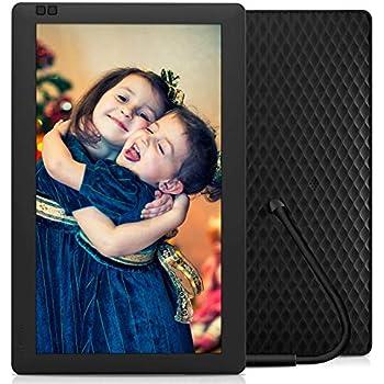Nixplay Seed 13 Inch WiFi Digital Photo Frame - Share Moments Instantly via App or E-Mail