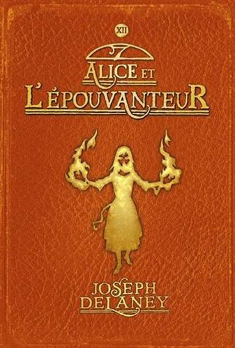 """Afficher """"L'Epouvanteur n° 12 Alice et l'Epouvanteur"""""""