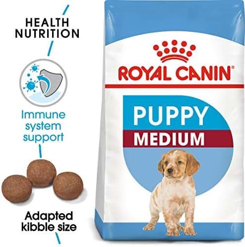 Dog Food: Royal Canin Medium Puppy