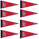St. Louis Cardinals 8 Piece Mini Pennant Set