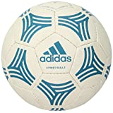 adidas Tango Sala Ball Fits, White/Mystery Petrol, FUTS