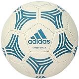 adidas Performance Tango Sala Ball, White/Mystery Petrol, Futsal