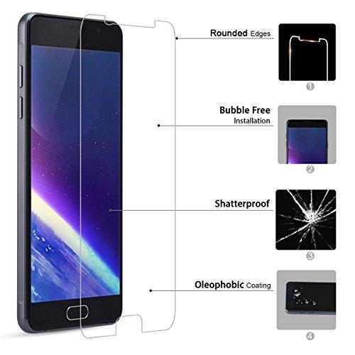 Loopilops Screen Protectors Clear Compatible with Phone Screen Protectors.15.321