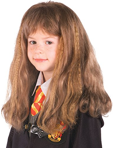 [Harry Potter Hermione Granger Child Wig] (Harry Potter Halloween Costumes Hermione)