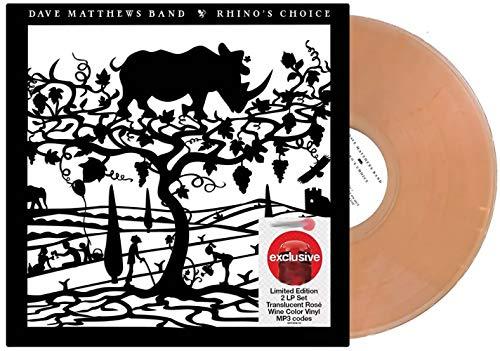 (Rhino's Choice - Exclusive Limited Edition Translucent Rose 2XLP Vinyl)