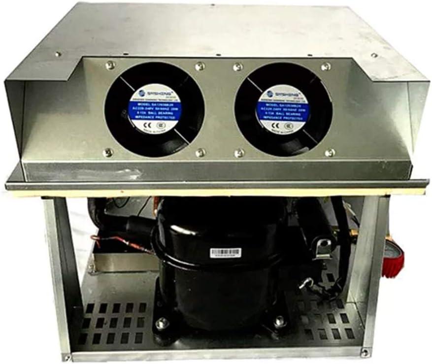 YAOSHIBIAN-chiller Compact Vending Machine Compressor Deck Cooling Unit VCU-01M-16, Small Space Cooling (Style : Cooling Unit VCU-01M-16)