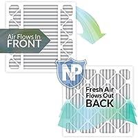 Nordic Pure 20x20x5 MERV 10 Honeywell//Lennox Replacement AC Furnace Air Filter 1 Pack