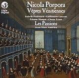 Porpora Nicola (1686-1768): 'Laetatus Sum' 'Nisi