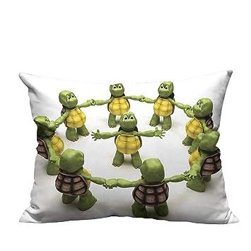 Amazon.com: RuppertTextile Fashion Pillowcase Ninja Turtles ...