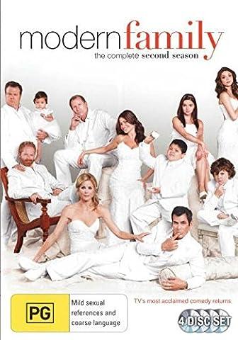 Modern Family: Season 2 [NON-USA Format, Region 4 Import - Australia] (Modern Family Dvd Season 2)