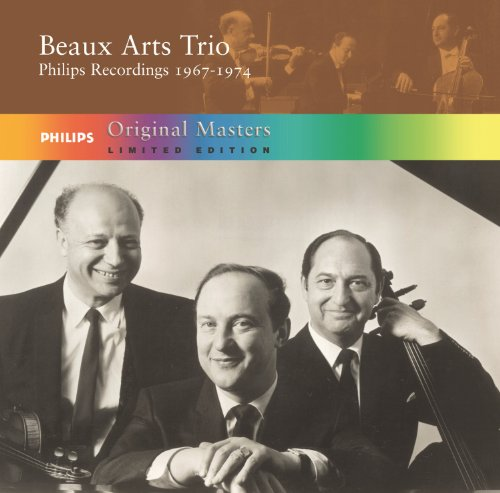 Beaux Arts Trio: Philips Recordings 1967-1974 (4 CDs) (Philips Philips Cd)