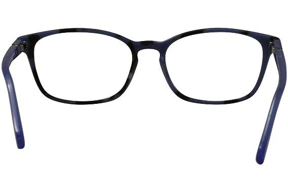 2a633776fa74 Amazon.com  Lilly Pulitzer Women s Eyeglasses Blythe IN Indigo Tortoise Optical  Frame 52mm  Clothing