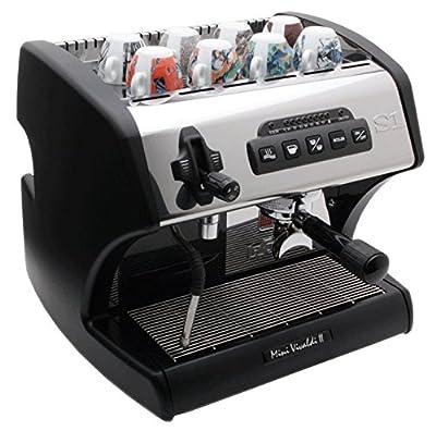 La Spaziale Mini Vivaldi II BLACK Espresso Machine
