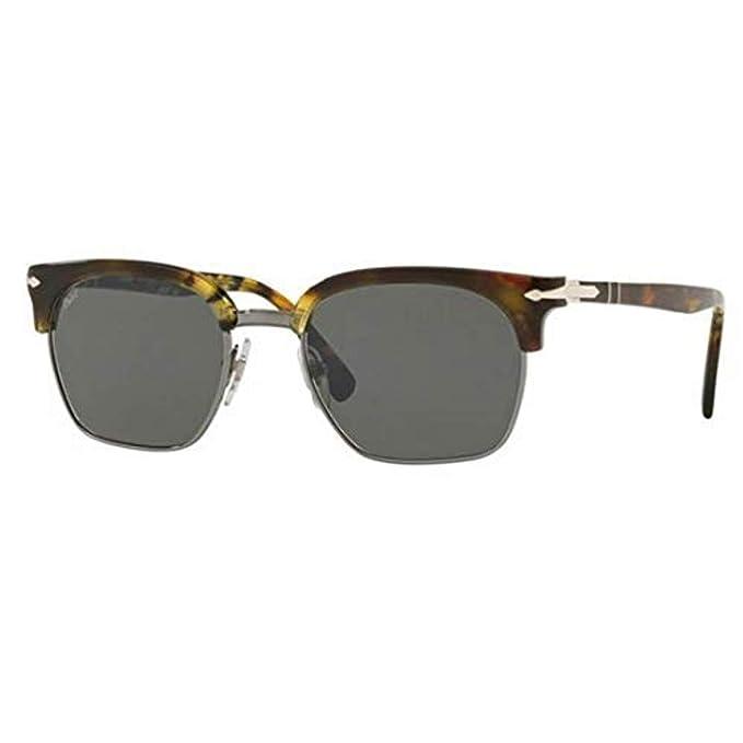 Persol 0PO3199S Gafas de sol, Rectangulares, 52, Tortoise ...