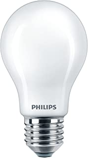 Philips Lighting Bombilla LED Estándar E27, 7 W, Fría Pack de 2 7 Unidades
