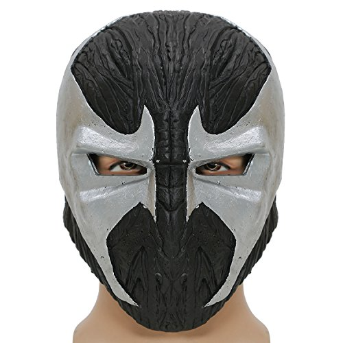 Spawn Cosplay Costume (XCOSER Adult Spawn Mask Helmet Prop for Halloween Costume PVC Classic)