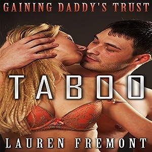 Gaining Daddy's Trust Audiobook