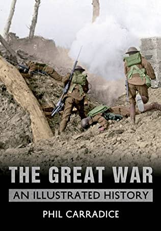 book cover of The Great War