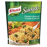 Knorr Sidekicks Cheddar and Broccoli Rice and Vermicelli Side Dish 130g Pack of 8