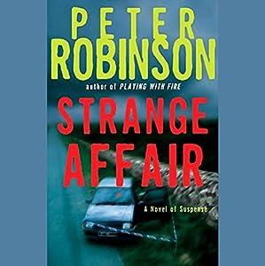 Strange Affair Audiobook