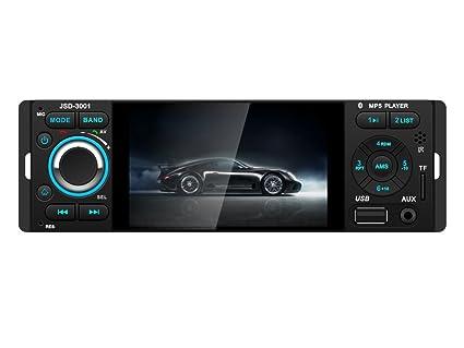 Car Audio System >> Car Audio Upsztec 4 1inch Car Radio 1 Din Car Stereo System
