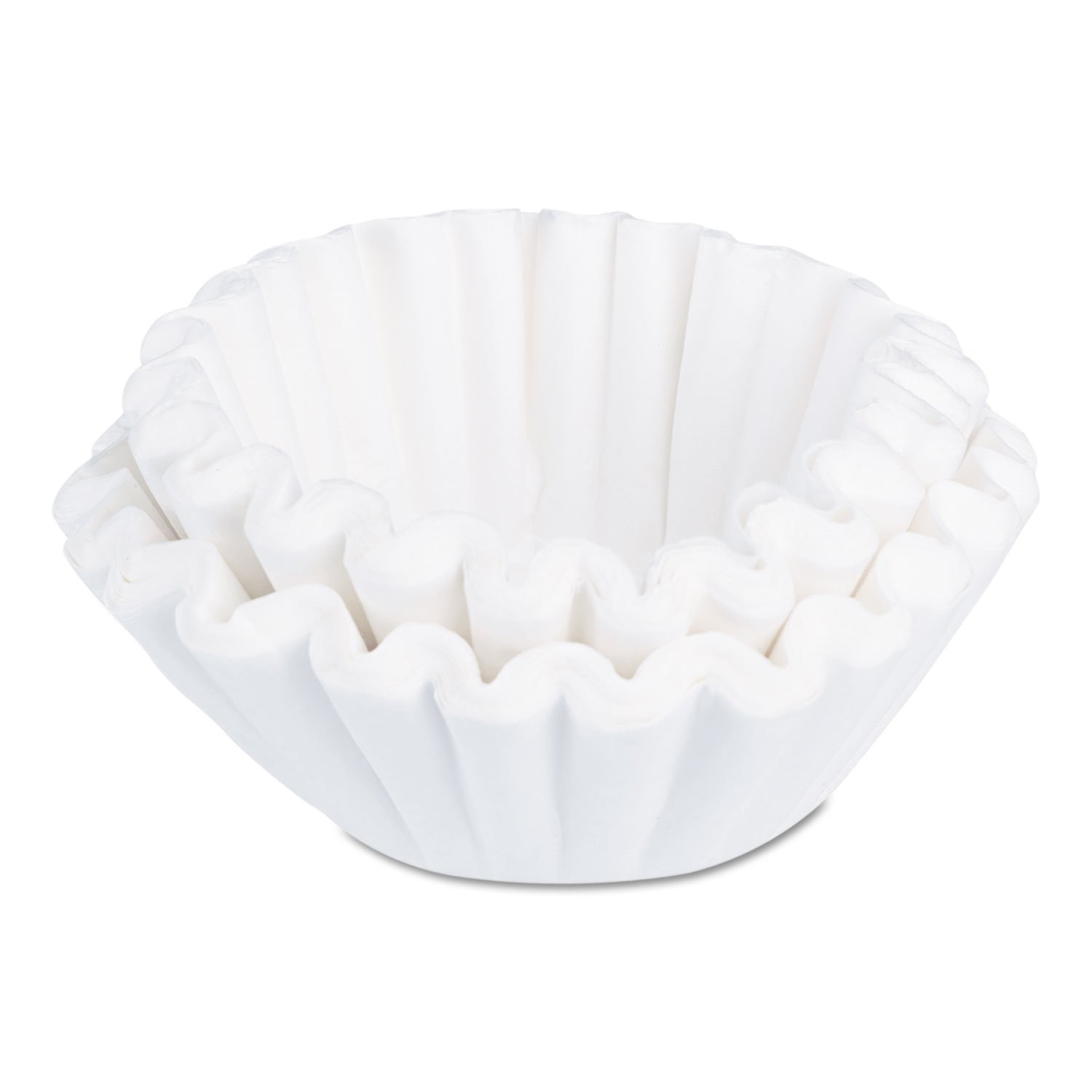 BUNN Coffee Brewer Filters, 12-Cup, Home Brewer Style - 1,000 Coffee Filters. by Bunn