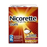 Best Nicorette Nicotine Patches - Nicorette Nicotine Gum Cinnamon Surge 2 milligram Stop Review