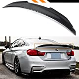 Cuztom Tuning for 2015-2018 BMW F82 M4 PS Style Big Duckbill HIGH Kick Carbon Fiber Trunk LID Spoiler Wing