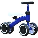 Kool KiDz Mini Bike Kids Trike Learn Motor skills Balance Bike 19inch Toddler Tricycle For Kids 1-3 Years Old