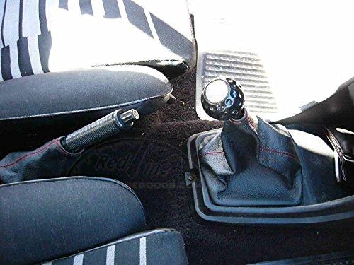 Amazon.com: RedlineGoods Volkswagen Rabbit 1974-84 bota/funda para palanca de cambios (GTI) de: Automotive